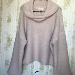 Universal Thread Sweaters - Cowl neck oversized sweater top